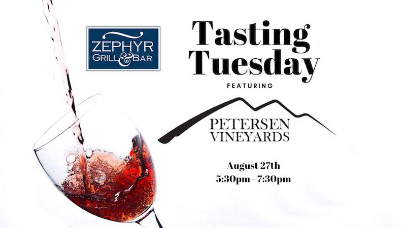 Tasting Tuesday with Petersen Vineyards