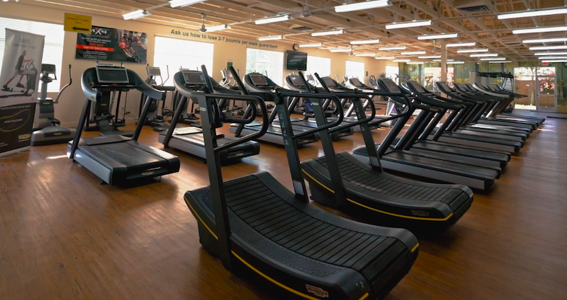 Delta Valley Health Club - Cardio