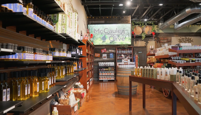 McCauley Olive Groves Store
