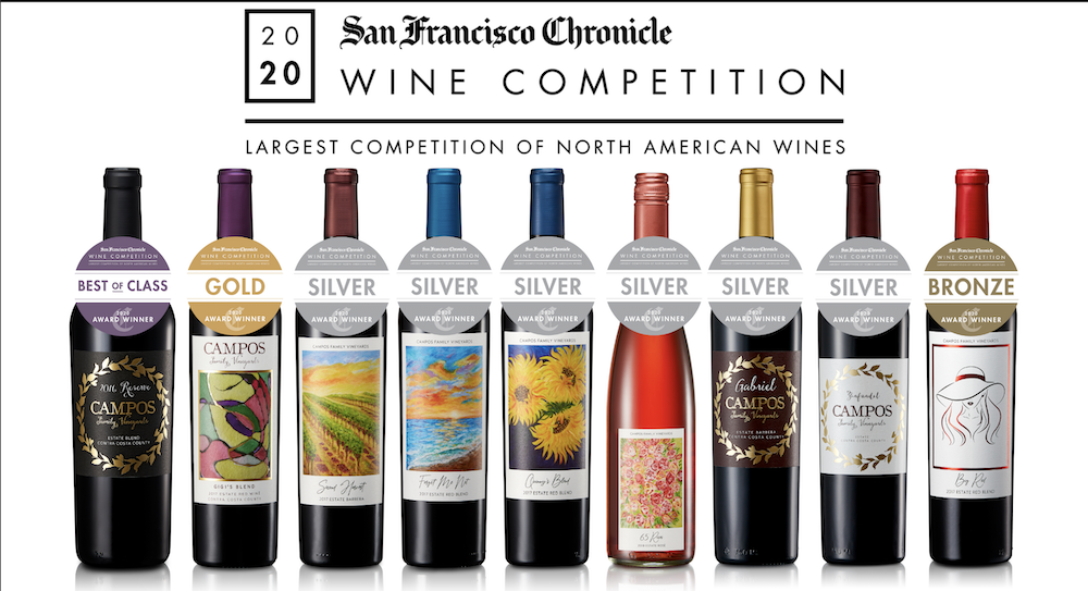 Campos Family Vineyards SF Chronicle