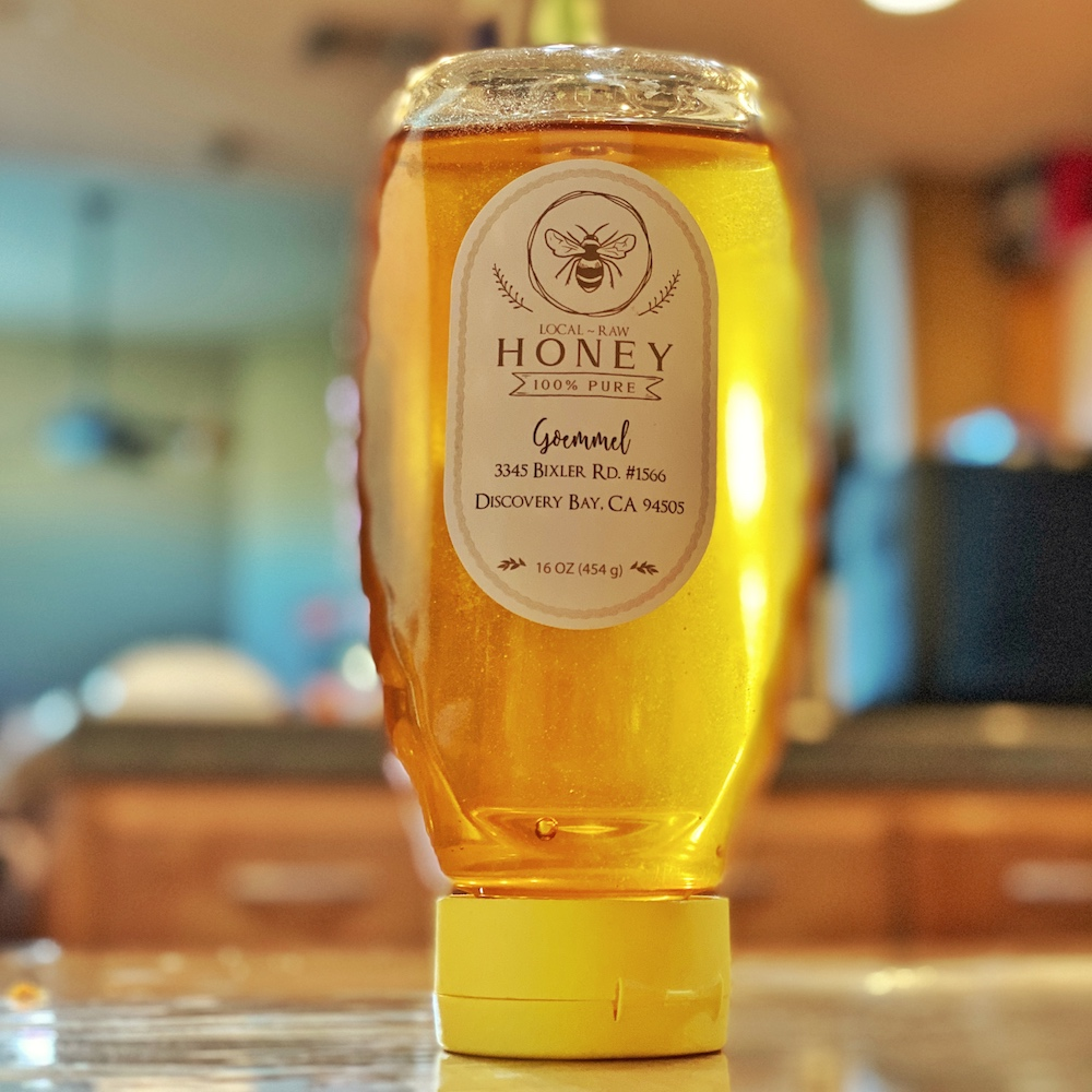 Loose Rooster Ranch - Local Honey