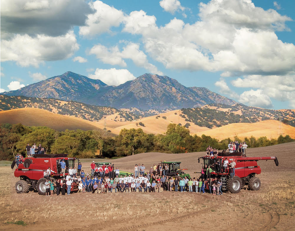Harvest Time Farmers