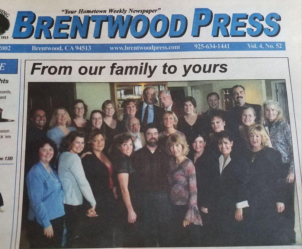 Rick Lemyre - Brentwood Press