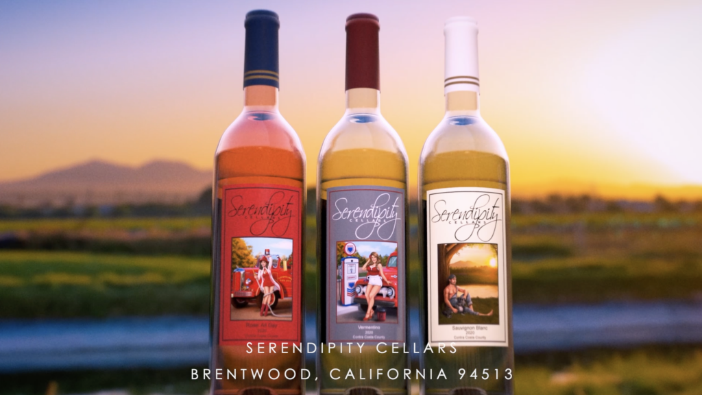 Serendipity Cellars - Wines Coming in 2021