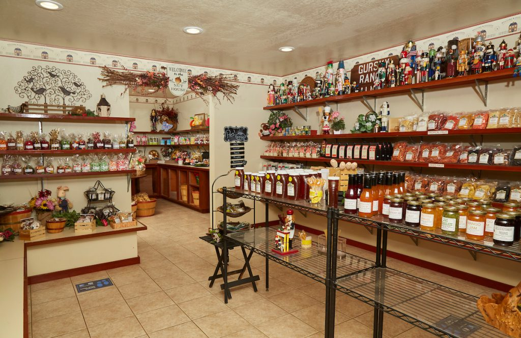 Gursky Ranch - Interior Country Store