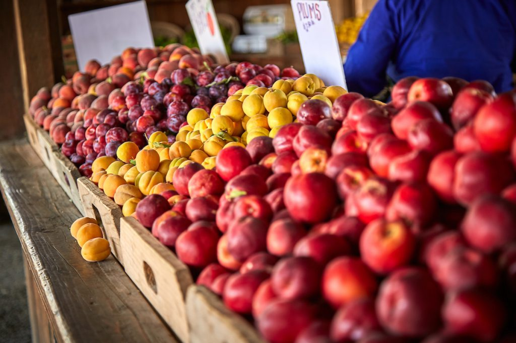 Farm Stand - Pre-Picked Fruits